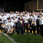 Bay City Western High School - Boy's JV Football