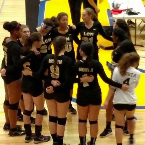 L'Anse Creuse North High School - Girls' JV Volleyball