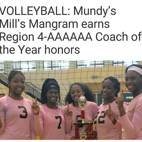 Mundys Mill High School - Girls' Varsity Volleyball