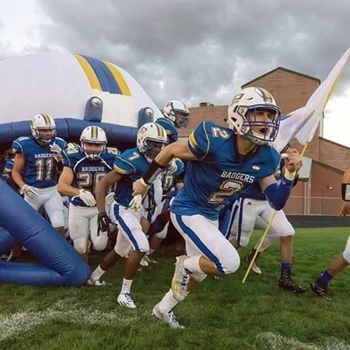 Prescott High School - Boys Varsity Football