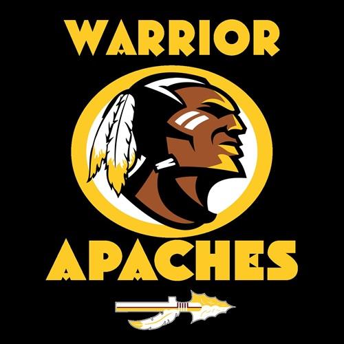 Santa Clarita Warrior Football- PYFL - Junior Apaches
