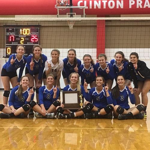 Carroll High School - Girls' Varsity Volleyball
