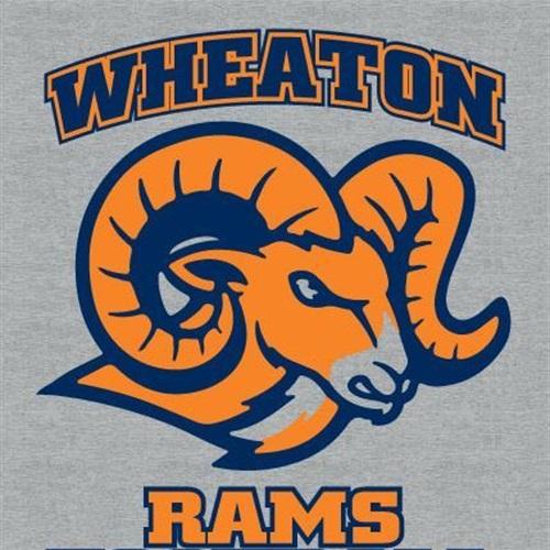 Wheaton Rams -BGYFL - 103lbs. Black - Newell