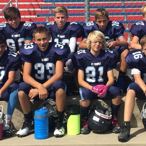 Mt. Prospects Youth Football Association - TCYFL - Big 10 - Middle - Makuh