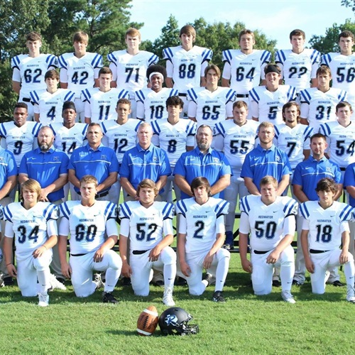 Redwater High School - Boys Varsity Football