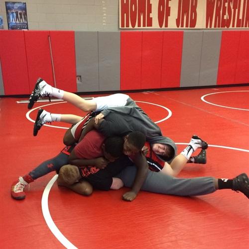 Bennett High School - Boys' Varsity Wrestling