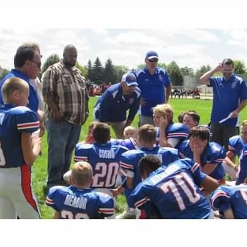 Lake Zurich Flames -TCYFL - PAC Middle Orange