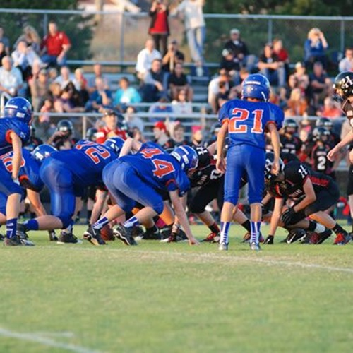 Heritage Middle  - Heritage Middle Varsity Football