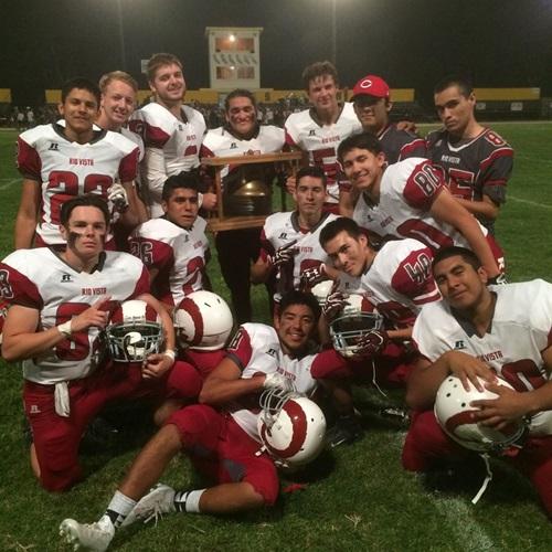 Rio Vista High School - Boys' Varsity Football