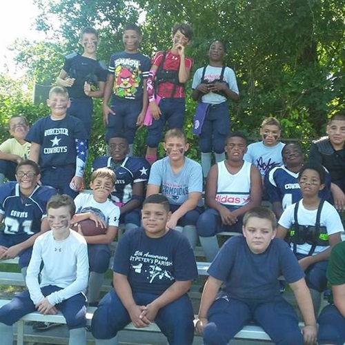 Worcester Cowboys CMYFCC '16 - 6th B