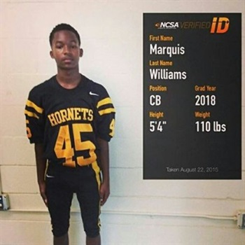Marquis Williams