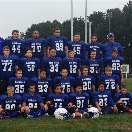 Leominster Blue Devils - CMYFCC '16 - 7th Grade