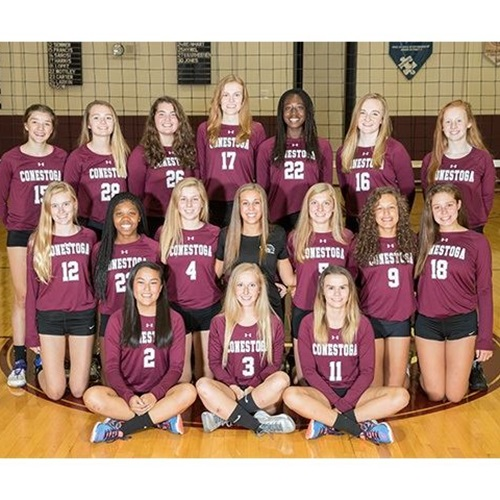 Conestoga High School - Girls' Varsity Volleyball