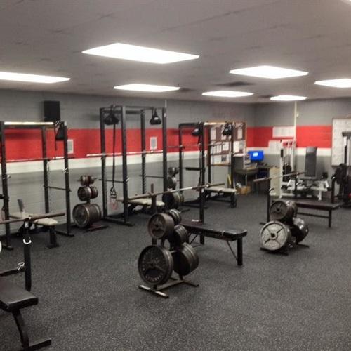 Wabasha-Kellogg High School - 8th Grade Weight Lifting