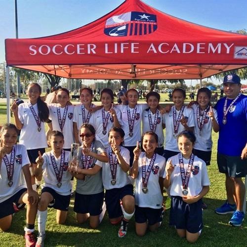 Soccer Life Academy - SLA G04 Lopez