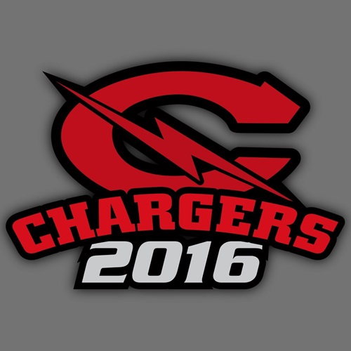 CUSHMO DESIGNS - Chargers 5th6th