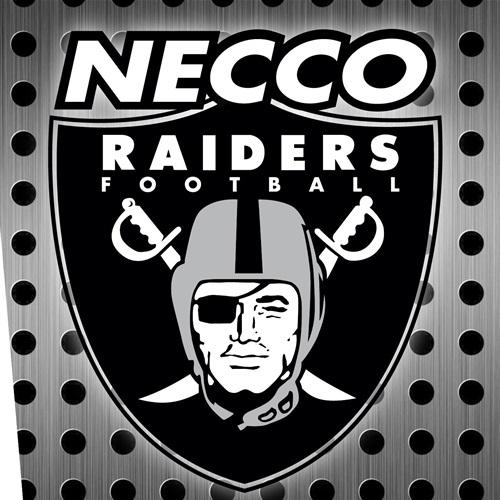 CUSHMO DESIGNS - Necco Raiders 7th/8th