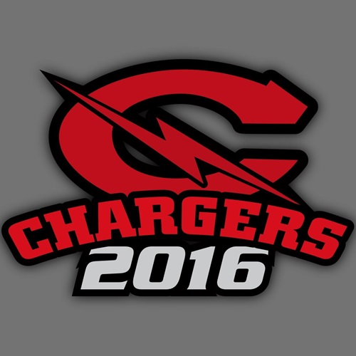 CUSHMO DESIGNS - Chargers 7th8th