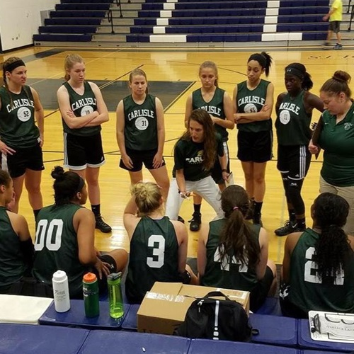 Carlisle High School - Girls Varsity Basketball