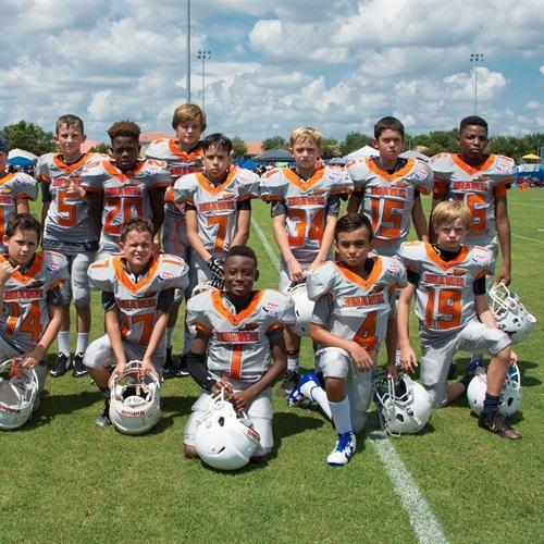 MFPW - South Orlando Braves - MFPW - South Orlando Braves Football