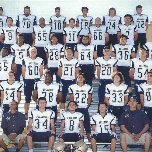 Golden Valley High School - JV Football