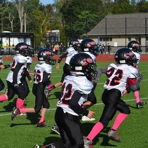 Wellesley Youth Football - BYFL - Junior Raiders U10