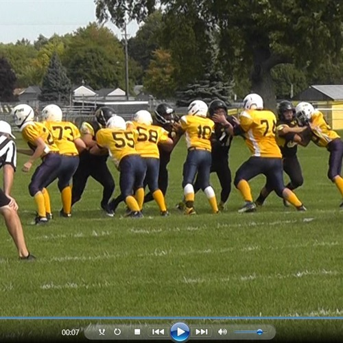 Grand Ledge Area Youth Football - 8th Grade GL 1