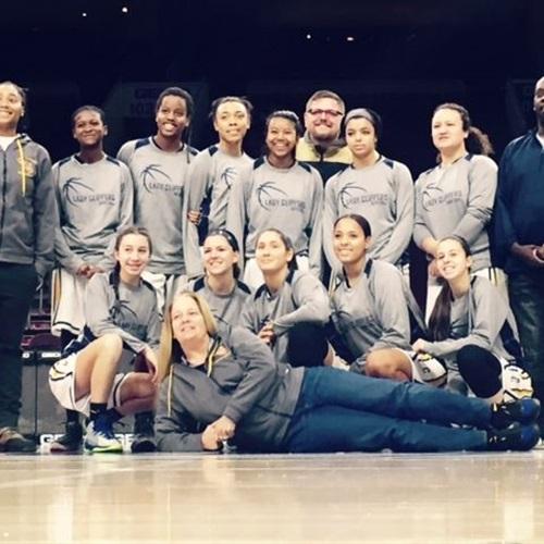 Clayton High School - Girls' Varsity Basketball