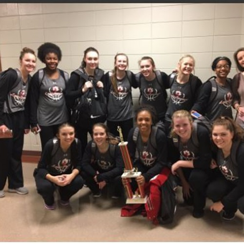 Jackson County High School - Girls' Varsity Basketball
