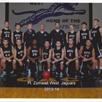Fort Zumwalt West High School - Boys Varsity Basketball
