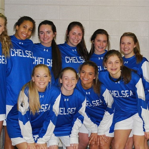 Chelsea High School - Lady Hornets