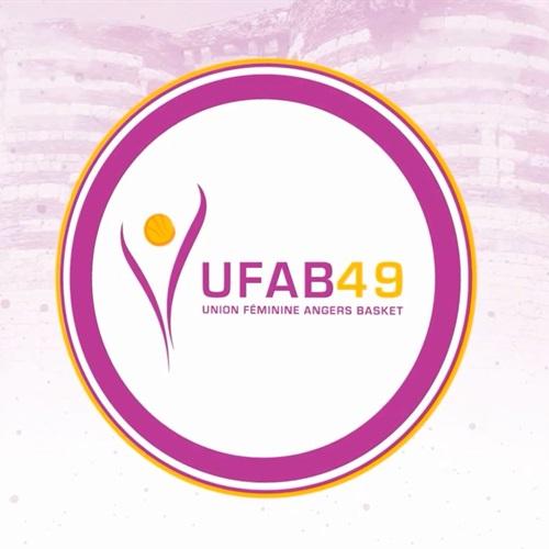 ANGERS - UNION FEMININE  BASKET 49 - ANGERS - UNION FEMININE  BASKET 49