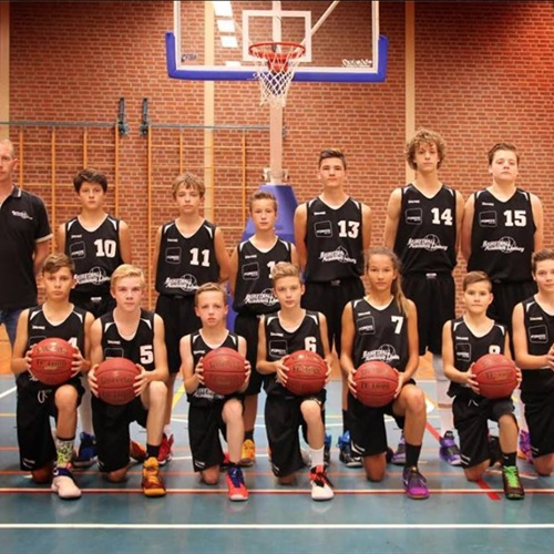 Basketball Academy Limburg JU14-1 - Basketball Academy ...