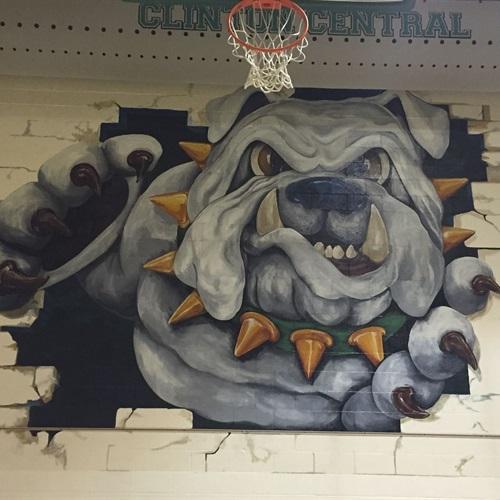 Clinton Central High School - Girls Varsity Basketball