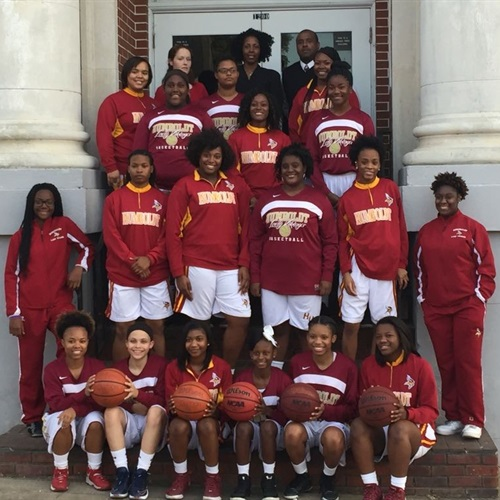 Humboldt High School - Girls' Varsity Basketball
