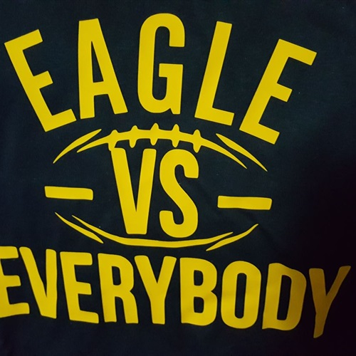 Eagle Academy SEQ - Boys' Varsity Football