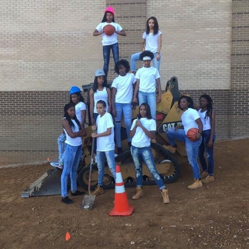 Mae Jemison High School - Girls' Varsity Basketball