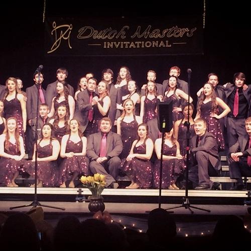 Carrollton High School - 9th Street Singers