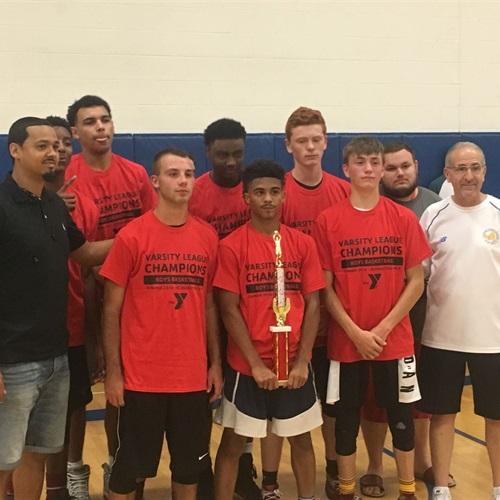 Colonie Central High School - Boys' Varsity Basketball