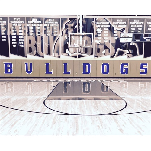 Fayetteville High School - Girls' White Basketball