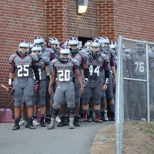 Amherst County High School - Lancer Football