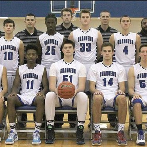 Carroll High School  - Boys' Varsity Basketball 16-17