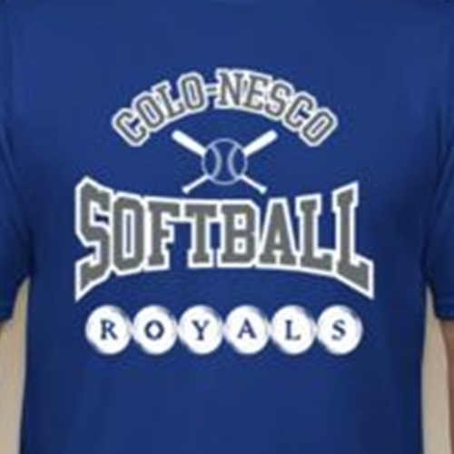 Colo-NESCO High School - Girls' Varsity Softball