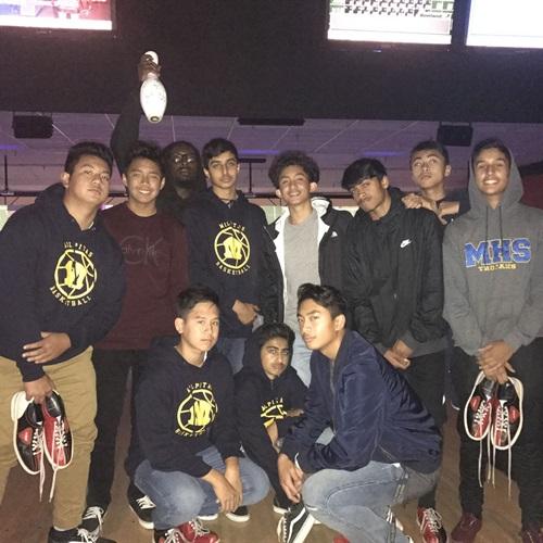 Milpitas High School - Boys' Freshman Basketball