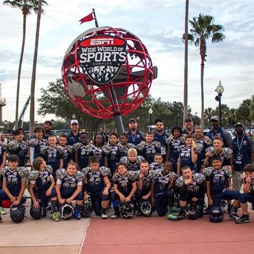 Valrico Rams - Valrico Rams PW 2016-J.V. 2017