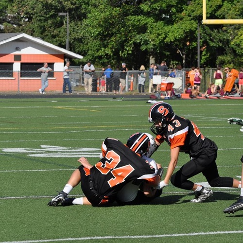 Shelton High School - Boys Varsity Football