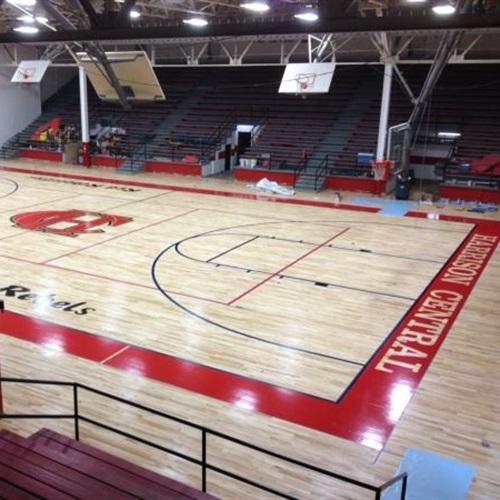 Harrison Central High School - Men's Varsity Basketball