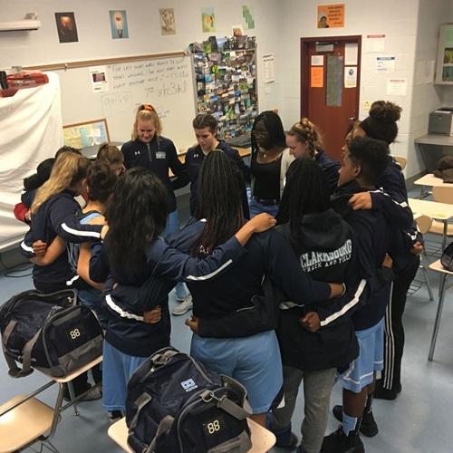 Clarksburg High School - Girls Varsity Basketball