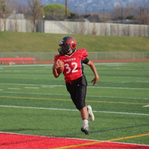 Salt Lake Hawks Football - 7th Grade (Jr. Midgets)