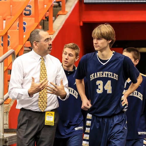 Skaneateles High School - Skaneateles Boys' JV Basketball